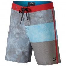 Oakley Mens Voyage Vagabond 18 Surf Shorts
