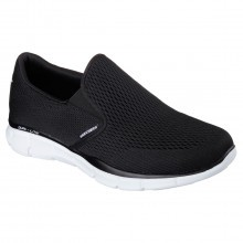 Skechers 2017 Mens Equalizer Double Play Slip On Training Shoes