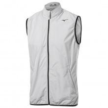Mizuno Golf Mens FZ Wind Vest Sleeveless Jacket
