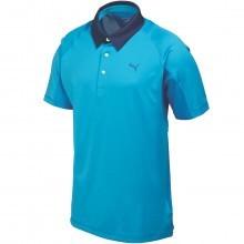 Puma Golf Mens Titan Tour Golf Polo Shirt