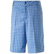 Puma Golf Mens GoTime TP Plaid Tech Shorts
