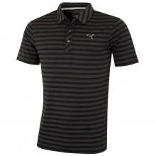 Puma Golf 2016 Mens Essential Mixed Stripe DryCell Polo Shirt