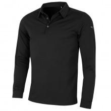 Puma Golf Mens Tailored Long Sleeve Polo Shirt
