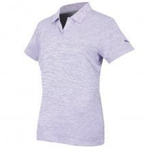 Puma Golf Womens Space Dye Polo Shirt