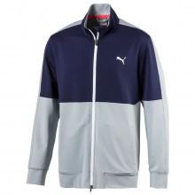 Puma Golf Mens PwrWarm Track Jacket