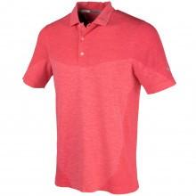 Puma Golf Mens 2018 Evoknit Seamless Polo Shirt