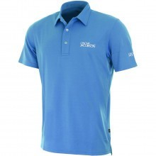 Oscar Jacobson Mens WPS Collin Tour Golf Polo Shirt