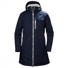 Helly Hansen Womens Waterproof Long Belfast Winter Jacket