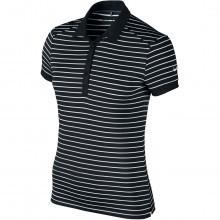 Nike Golf Womens Victory Stripe Dri-FIT Golf Polo Shirt