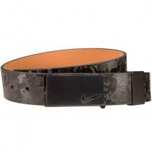 Nike Golf 2016 Mens Sleek Modern Textured Plaque Leather Belt