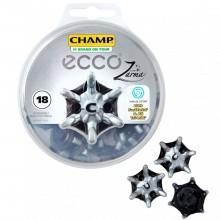 Ecco Champ Tour Zarma Slim-Lok Golf Spikes Pack - 18 Studs - Fast Twist  Tri-Lok