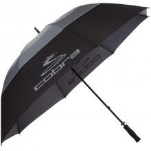 "Cobra Golf Tour Storm 68"" Double Canopy Twin Vented Golf Umbrella"