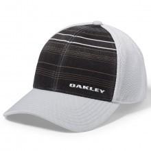 Oakley 2017 Mens Silicon Bark Trucker Print 2.0 Cap
