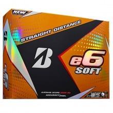 Bridgestone 2018 Distance Tour E6 Soft Golf Balls