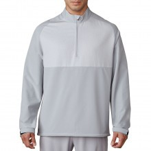 Adidas Golf Mens 1/4 Zip Competition Stretch Wind Jacket