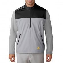 Adidas Golf 2017 Mens Half Zip Competition Wind Vest