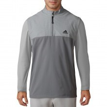 Adidas Golf Mens Stretch Wind Vest