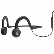 Aftershokz Sportz Titanium Headphones With Mic
