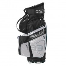 Clicgear Golf B3 Cart Trolley Golf Bag - 12 Way Divider - 13 Pockets