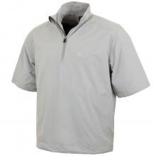 Callaway Golf Mens Tour Gust Short Sleeve 1/4 Zip Wind Shirt