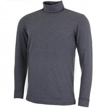 Bobby Jones Mens Pima Cotton LS Roll Neck