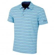 Bobby Jones Mens Coney Stripe Golf Polo