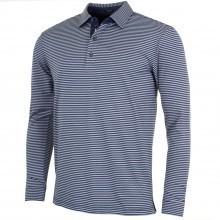 Bobby Jones Mens XH20 Ranger Stripe LS Polo Shirt
