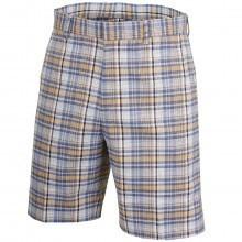Bobby Jones Bunker Plaid Tech Shorts