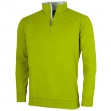 Bobby Jones Mens Liquid Cotton 1/4 Zip Pullover
