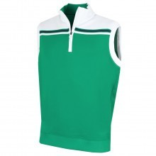 Bobby Jones Mens XH20 Colour Blocked 1/4 Zip Vest