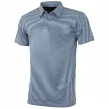 Bobby Jones Mens XH20 Jones Feed Stripe Golf Polo Shirt