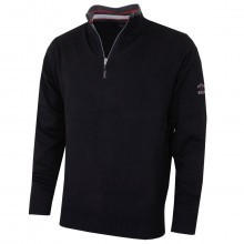 Cutter & BuckMens Classic Lined Windblock Sweater