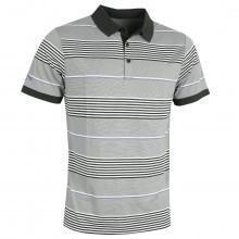 Callaway Golf Mens 2018 3 Colour Stripe Polo Shirt