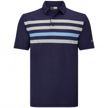 Callaway Golf Mens 2018 Ventilated Chest Polo Shirt