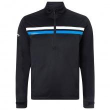 Callaway Golf 2016 Mens Block Thermal 1/4 Zip Opti-Repel Jacket