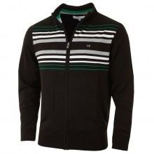 Calvin Klein Golf 2016 Mens Transfix Lined Full Zip Sweater