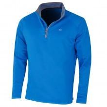 Calvin Klein Golf Mens Track Performance Sweater