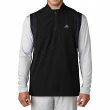 Adidas Golf 2016 Mens ClimaStorm Competition Wind Vest
