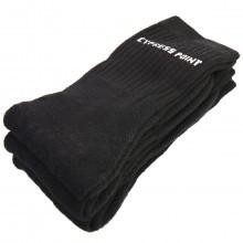 Cypress Point Mens Classic Padded Crew Length Golf Sport Socks - Multi Pack