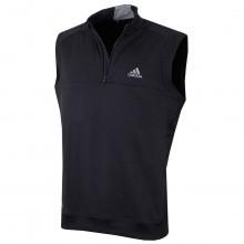 Adidas Golf Mens Club 1/4 Zip Crested Vest