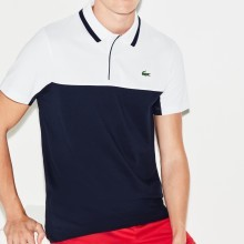 Lacoste 2018 Mens DH3364 Contrast Polo Shirt