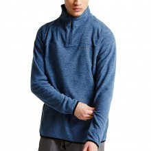 Dare2b Mens Sentient Half Zip Fleece