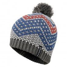 Dare2b Mens Chevron Knitted Winter Ski Snowboard Beanie Bobble Hat