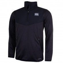 Canterbury Mens 2018 Thermoreg 1/4 Zip Running Top