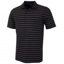 Greg Norman 2016 Mens KX49 Micro Pique Fine Stripe Golf Polo Shirt