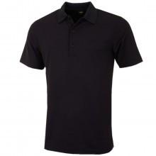Greg Norman Mens Micro Pique 'Plain' Polo Shirt