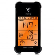 Voice Caddie Swing Caddie SC100 Portable Golf Launch Monitor