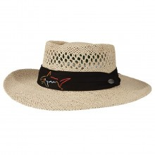 Greg Norman 2016 Mens Signature Straw Hat