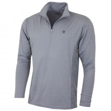 Island Green Mens 1/2 Zip Neck Golf Base Layer
