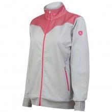 Island Green 2016 Ladies Poly Fleece Zip Thru Winter Golf Jacket